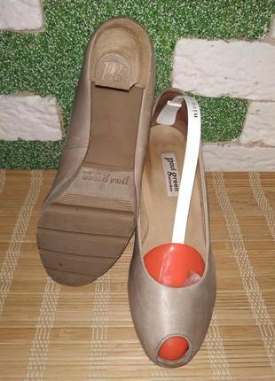 Шкіряні туфельки paul green