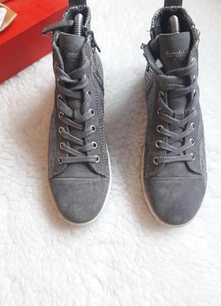 Кеды pantofola d'oro6 фото