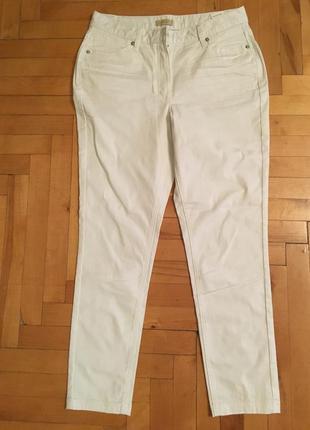 Белые джинсы corley 38