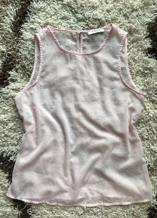 Блуза цвет пудры