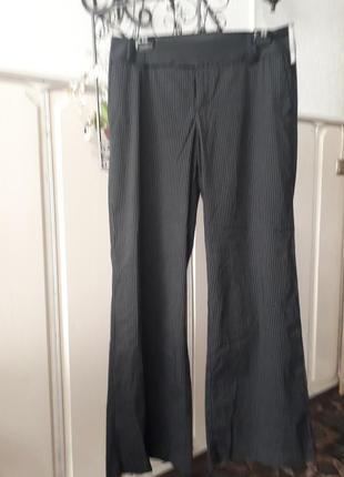 Классные летние брюки в полоску