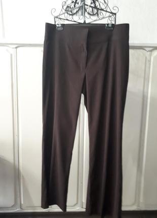 Очень красивые брюки модного силуэта
