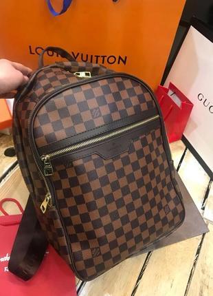 Рюкзак ранец портфель коричневый