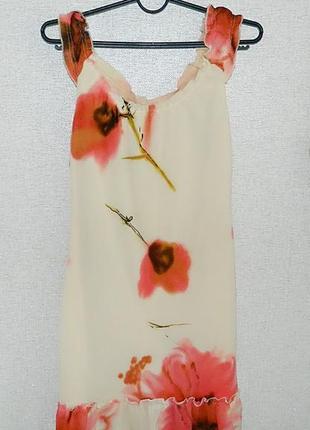 Лёгкое летние платье сарафан