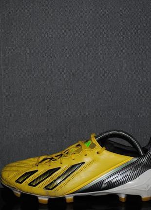 Бутсы adidas adizerо f-50 41 р
