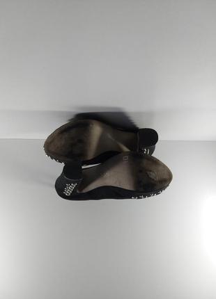 👉крутые модные туфли на высоком каблуке👈5 фото