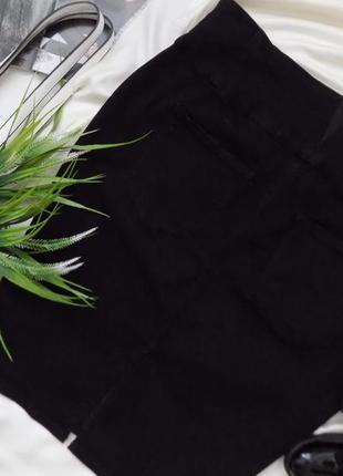Джинсовая юбка карандаш7 фото