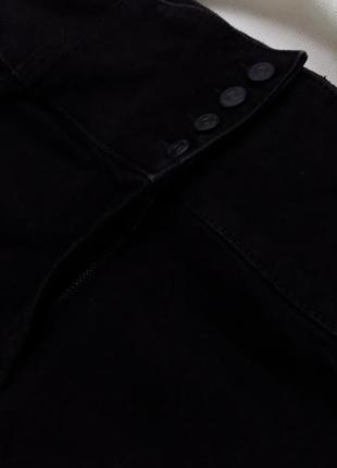 Джинсовая юбка карандаш9 фото