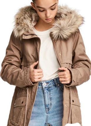 куртки парки дешево 3