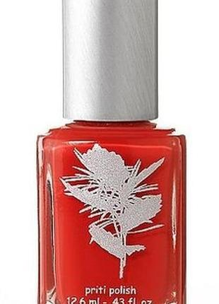 Лак для ногтей priti nyc nail polish - red riding hood tulip