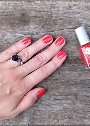 Лак для ногтей priti nyc nail polish - red riding hood tulip3 фото