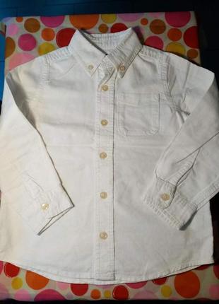 Рубашка до 5 лет
