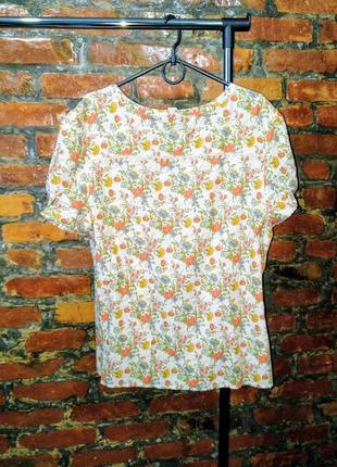 Хлопковая блуза кофточка из коттона monsoon2 фото