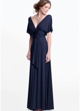 Платье трансформер с полотнищами