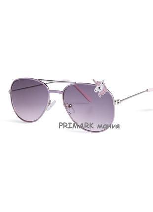 Очки для девочек единорог (2-13 лет) primark