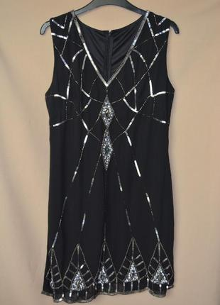 Вечернее платье boohoo англия размер 12