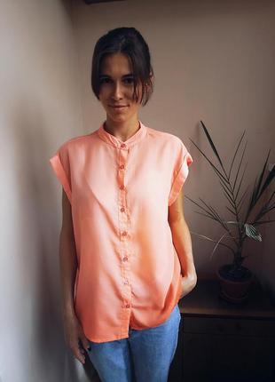 Блуза омбре