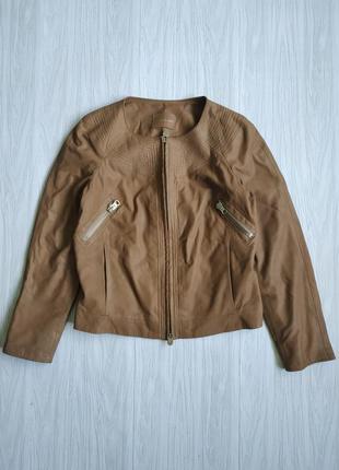 Кожаная куртка violanti pp 46