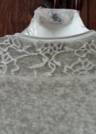 Свитшот-варенка-лен котон- бренд amy vermont6 фото
