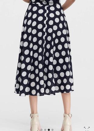 Классная шифоновая юбка!1 фото