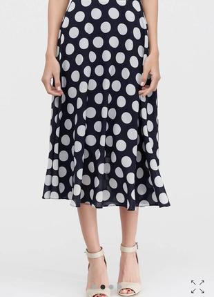 Классная шифоновая юбка!2 фото