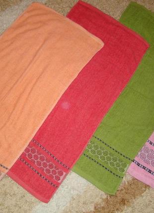 Махровое полотенце - качество и комфорт (70х90см) код.0020