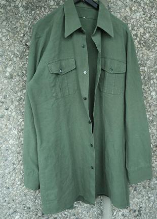 Рубашка милитари 39
