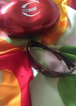 Фирменные солнцезащитные очки just cavalli