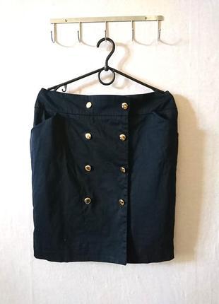 Трендовая юбка на пуговицах 🔸бренд asos
