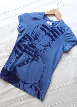Mango disney оригинальная летняя хлопковая футболка#топ#майка.