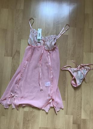 Красивое женское белье (комплект)