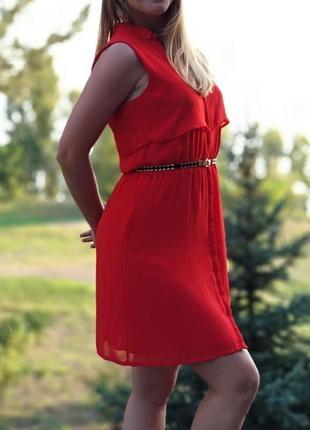 Красивое платье h&m по скидке