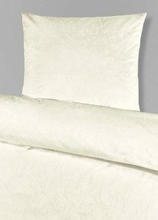 Красивый хлопковый постельный комплект от тсм thibo (чибо), германия2 фото
