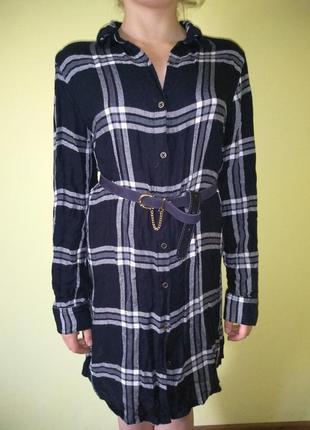 Плаття-сорочка на зріст 158 см