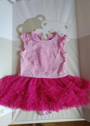 Платье на 3 месяца
