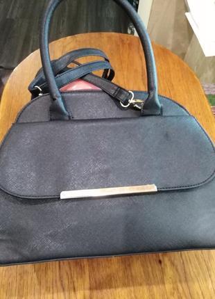 Красивая сумка на 3 отделения