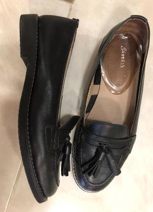 Стильные туфли - лоферы