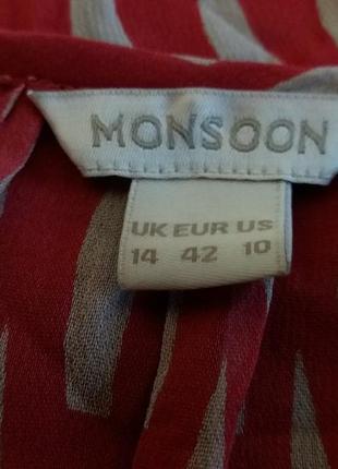 Блуза-------monsoon-14р-4 фото