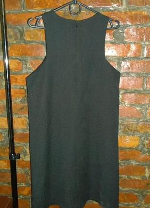 Платье сарафан трапеция h&m2 фото