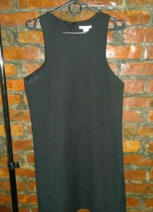 Платье сарафан трапеция h&m3 фото