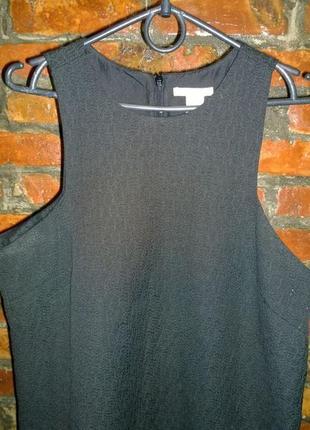 Платье сарафан трапеция h&m4 фото