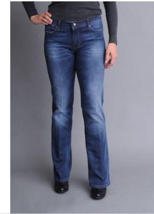 Качественные стрейчевые джинсы от rafaello rossi3 фото