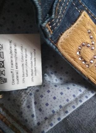 Качественные стрейчевые джинсы от rafaello rossi7 фото