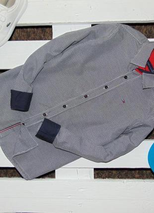 Фірмова рубашка tommy hilfiger ріст 152