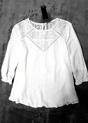 Max&co spirit блуза кружево блузка