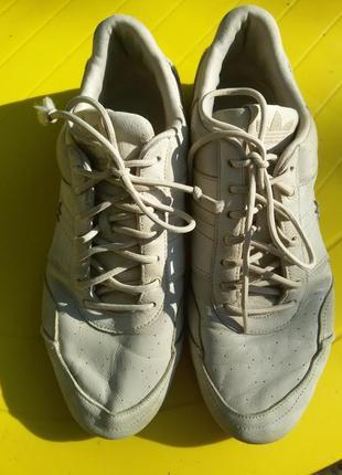 Кроссовки облегченные, натуральная кожа adidas4 фото