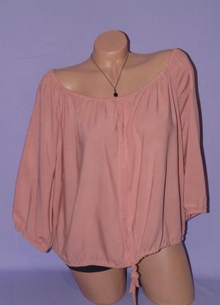 Красивая блузочка 18 размера от new look1 фото