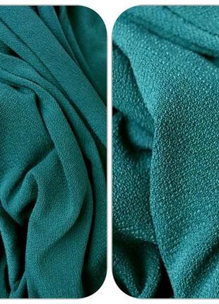 Красивейшая брендовая блузка на запах h&m. размер xl.4 фото