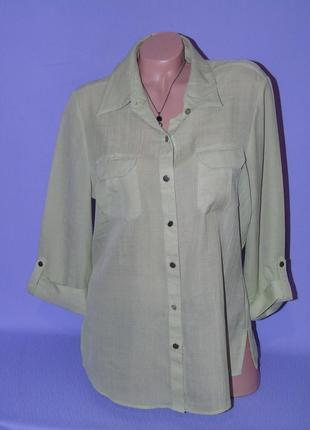 Рубашка 14 размера от marks & spencer
