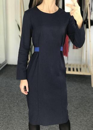 Платье синие большой размер cos cos1 фото